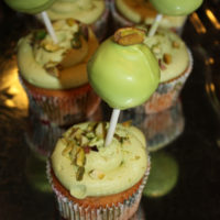 Cakepops in cupcakes