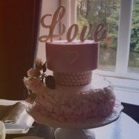 Love bruidstaart